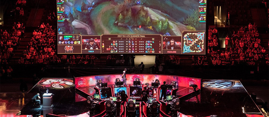 South Korea's DAMWON Gaming Claims 2020 League of Legends Championship