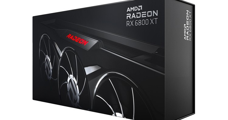 "AMD Secretly Drops Radeon RX 6800 XT ""Midnight Black"" Edition GPU"
