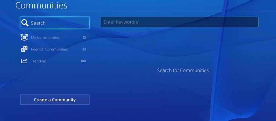 PS4's Communities Feature to Be Shut Down, Sony Confirms