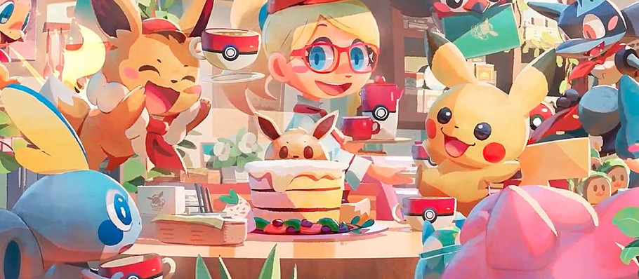 Pokemon Cafe Mix is Now Available to Play on Nintendo Switch