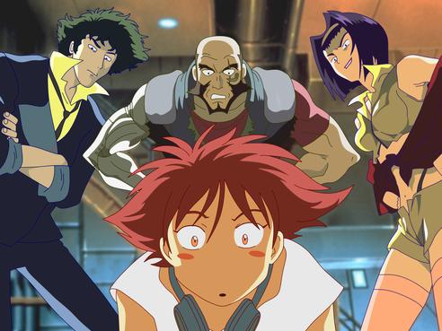 The Original 'Cowboy Bebop' Anime Series Is Headed to Netflix