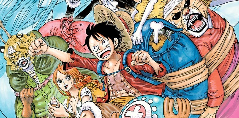 'One Piece' Is Celebrating Its 1,000th Chapter With Free Manga
