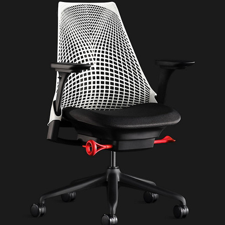 Herman Miller's New Sayl Edition Gaming Chair Is Designed to Maintain Posture
