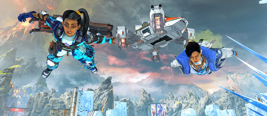 Apex Legends Kicks Off the Holo-Day Bash Event December 1