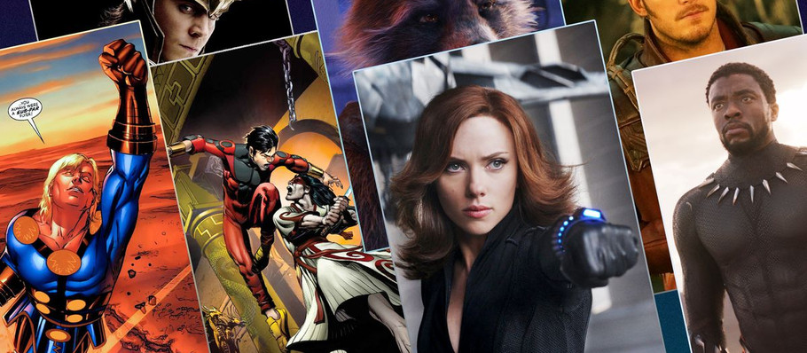 Disney confirms there won't be any Marvel movies or shows in 2020
