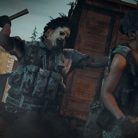 """Leatherface Comes to 'Call of Duty: Warzone's """"Haunting Of Verdansk"""" in New Trailer"""
