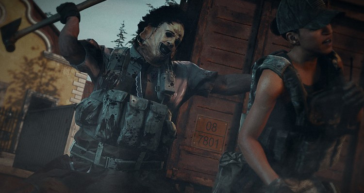 "Leatherface Comes to 'Call of Duty: Warzone's ""Haunting Of Verdansk"" in New Trailer"
