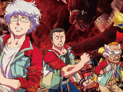 Netflix's 'Godzilla Singular Point' Anime Series Is Coming