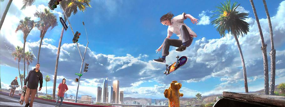 Skater XL PS4 Gets Manual Delay