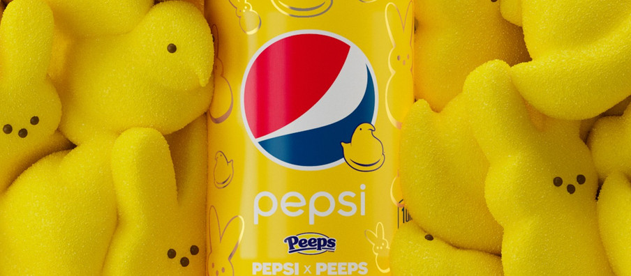 Gamer Eats: PepsiCo and PEEPS Launch Limited-Edition Marshmallow Cola
