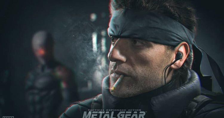 Metal Gear Solid Casts Oscar Isaac As Solid Snake In Live-Action Adaptation