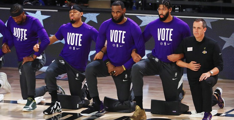 LeBron James' More Than a Vote Group Addresses Racial Issues in NBA 2K