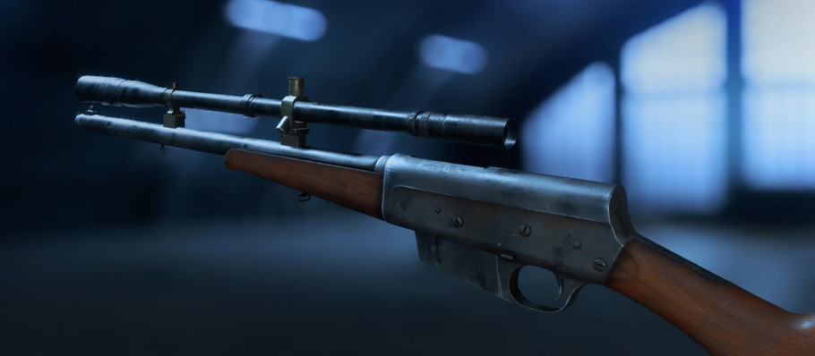 Battlefield 5 – best weapons for Assault, Medic, Support, Recon