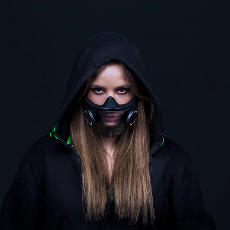 First Look at Razer Smart Mask: Project Hazel