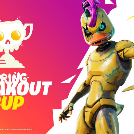 Fortnite: Spring Breakout - Cup Tournament, Challenges, Release Date