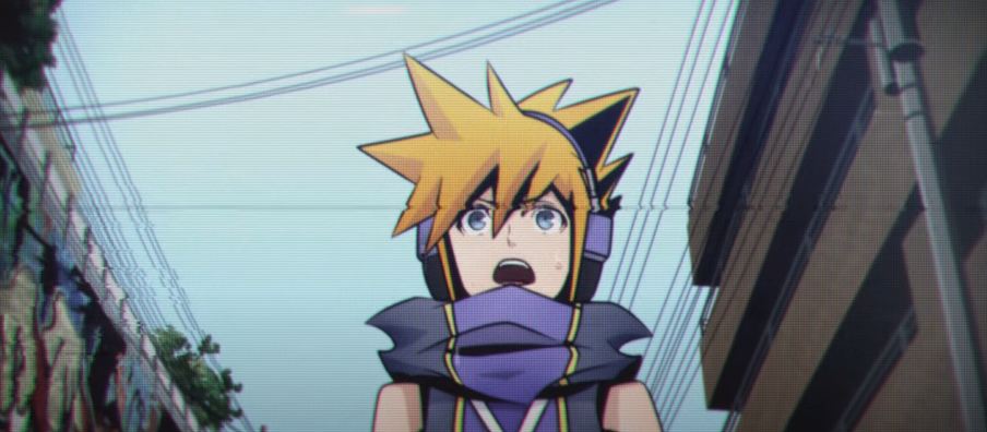 The World Ends With You Anime Gets New Trailer