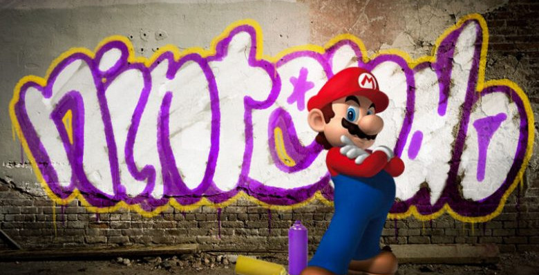 Reggie Fils-Aime stopped Nintendo from re-doing its logo in a graffiti style to attract older player