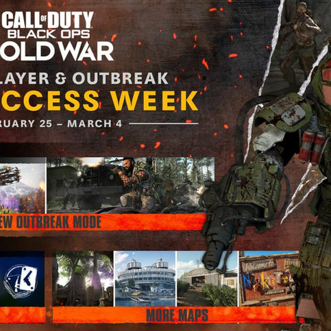 Cold War Free Access Week + Start Date and Available Modes Explained