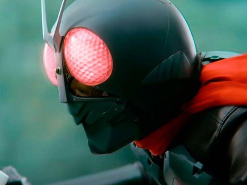 Take a First Look at Hideaki Anno's 'Shin Kamen Rider'