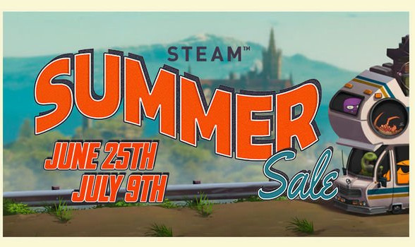 The Steam Summer Sale has kicked off