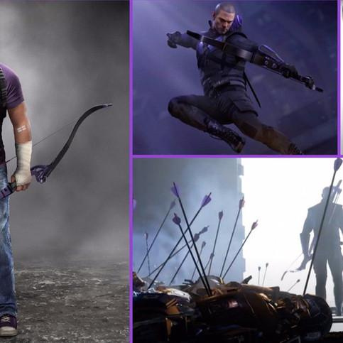Marvel's Avengers Hawkeye DLC Drops In March