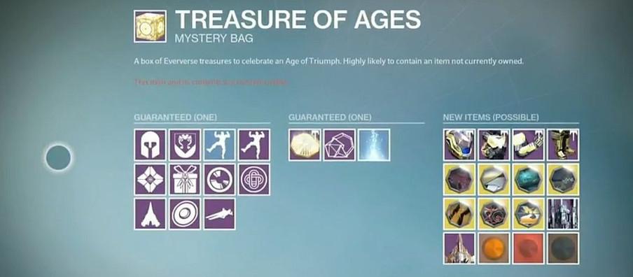 Destiny: Age of Triumph Live Stream Reveals