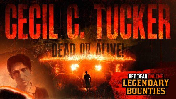 Hot new Legendary Bounty in Red Dead Online