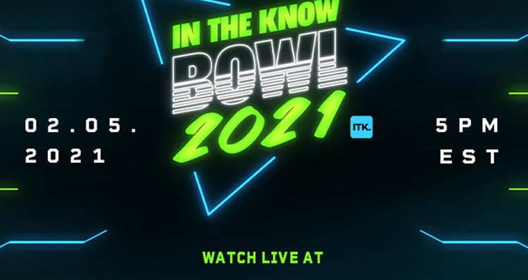 Esports Players and Pro Athletes Will Go Head to Head in Verizon's 2021 In The Know Bowl
