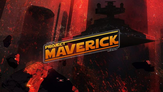 New Star Wars Game Entitled Project Maverick Appears on PSN