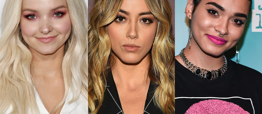 'Powerpuff Girls' Live-Action Adaptation Casts Chloe Bennet, Dove Cameron and Yana Perrault