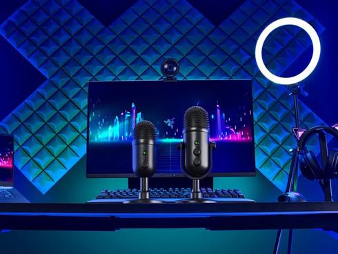 Razer Unveils the Seiren V2 Premium Microphone Series