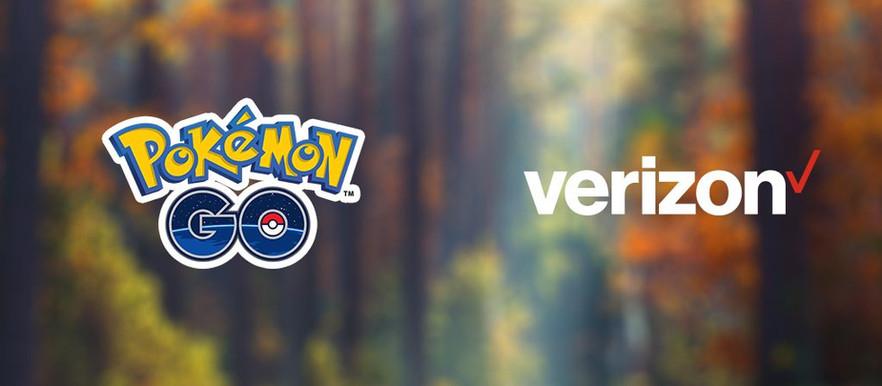 Pokemon GO Announces Verizon Partnership and Special Event