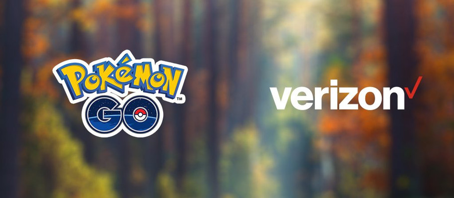 Pokemon GO Announces Verizon Partnership and Special Event