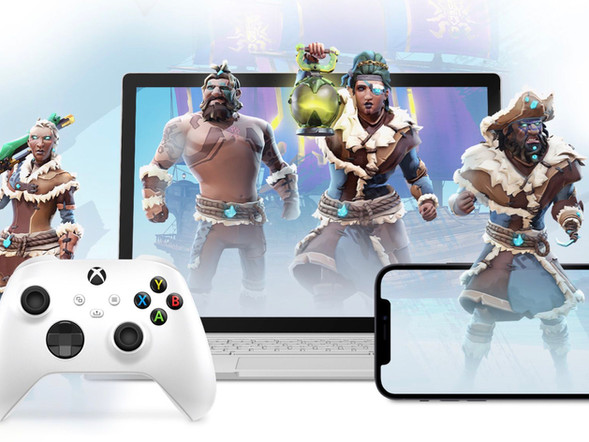 Microsoft's Xbox Cloud Gaming Service Arrives on iOS, Mac and PC