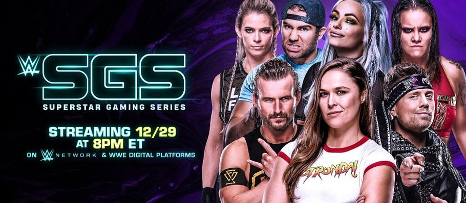 WWE Kicks Off New Superstar Gaming Series on December 29