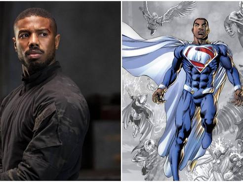 Michael B. Jordan Reportedly Developing 'Superman' Series for HBO Max