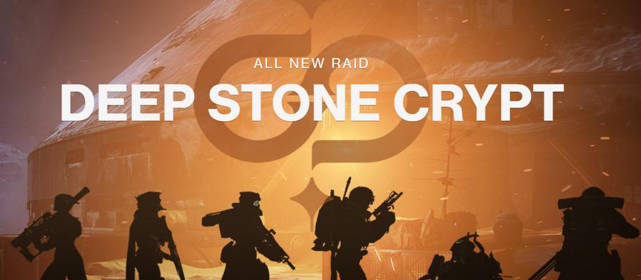 Destiny 2: Beyond Light Deep Stone Crypt Pre-Raid Guide