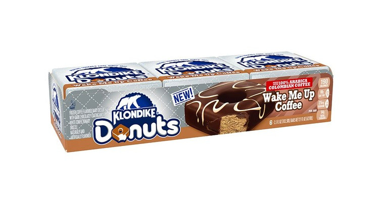 "Gamer Eats: KLONDIKE's ""Wake Me Up Coffee"" Donut"