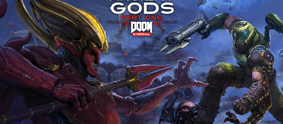 First Look at DOOM Eternal: The Ancient Gods