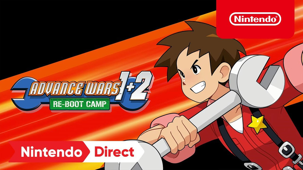 Advance Wars 1+2 Re-Boot Camp delayed to spring 2022
