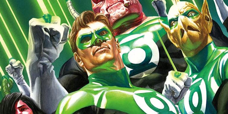 HBO Max Greenlights 'Green Lantern' Series
