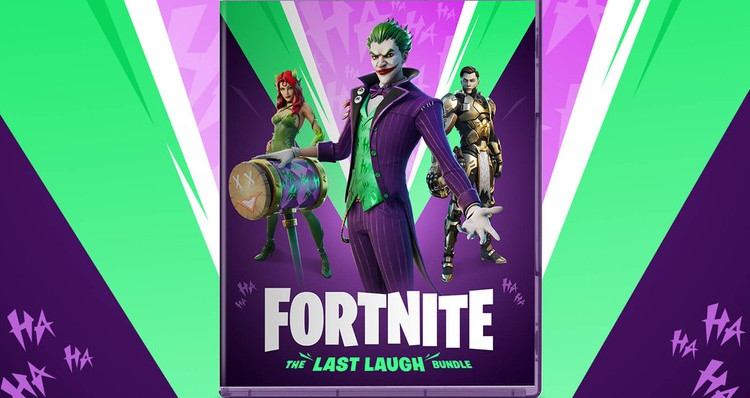 'Fortnite' Announce the Joker, Poison Ivy, and Midas Rex Skins Are Coming