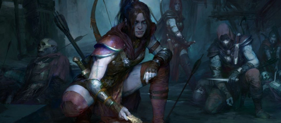 "'Diablo IV' Introduces a Unique ""Rogue"" Class in Disturbing New Trailer"