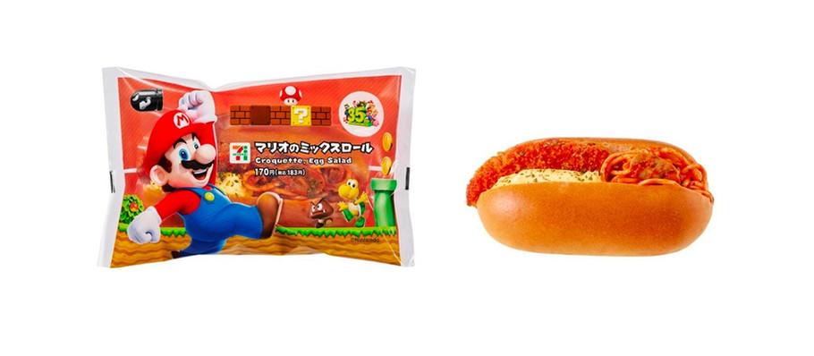 Gamer Eats: 7-Eleven Japan Is Releasing 'Super Mario Bros.'-Themed Snacks