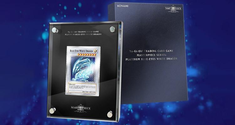 'Yu-Gi-Oh!' TCG Is Releasing a $1,000 USD Blue-Eyes White Dragon