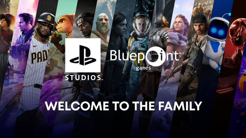 PlayStation Japan may have accidentally leaked a Bluepoint Games acquisition