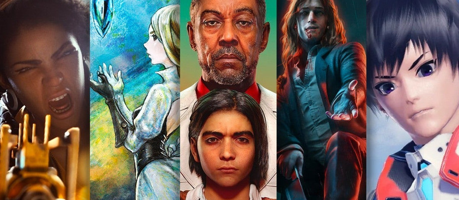 every video game confirmed for 2021