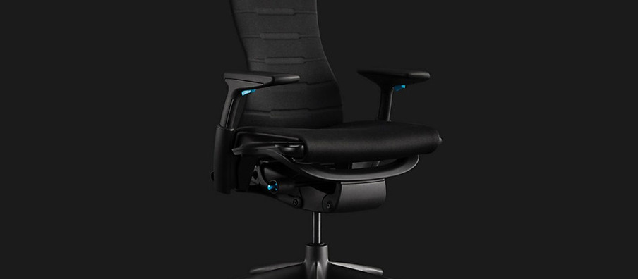 Herman Miller and Logitech's Latest Embody Gaming Chair Offers Copper-Fused Cooling