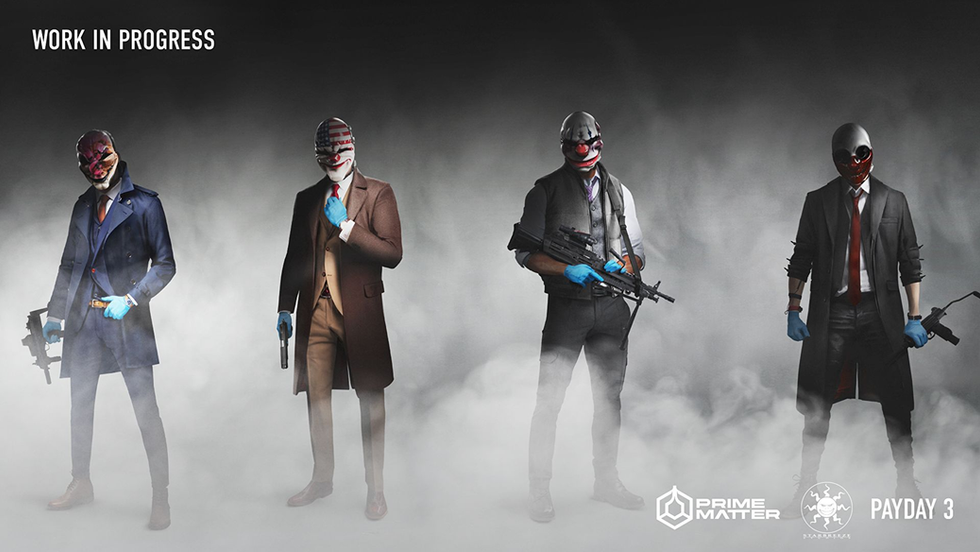 Payday 3 is set in New York, with the original Squad
