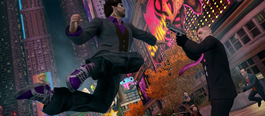 Saints Row: The Third Remaster' Revealed in New Trailer